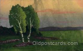 hnd001022 - Hand Made postcard postcards