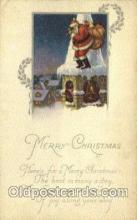 hol000200 - Santa Claus Christmas Postcard Post Cards