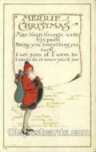 hol000201 - Santa Claus Christmas Postcard Post Cards