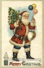 hol000202 - Santa Claus Christmas Postcard Post Cards