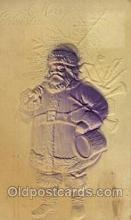 hol000204 - Santa Claus Christmas Postcard Post Cards