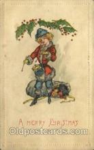 hol000207 - Santa Claus Christmas Postcard Post Cards