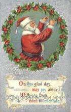 hol000211 - Santa Claus Christmas Postcard Post Cards