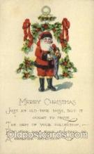 hol000221 - Santa Claus Christmas Postcard Post Cards