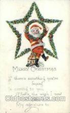 hol000224 - Santa Claus Christmas Postcard Post Cards