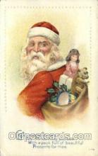 hol000227 - Santa Claus Christmas Postcard Post Cards