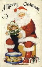 hol000232 - Santa Claus Christmas Postcard Post Cards