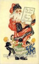 hol000239 - Santa Claus Christmas Postcard Post Cards