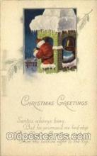 hol000245 - Santa Claus Christmas Postcard Post Cards