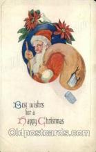hol000247 - Santa Claus Christmas Postcard Post Cards
