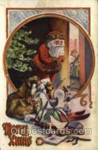 hol000278 - Santa Claus Christmas Postcards Post Card