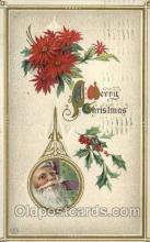 hol000288 - Santa Claus Christmas Postcards Post Card