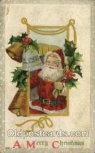 hol000298 - Santa Claus Christmas Postcards Post Card
