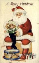 hol000300 - Santa Claus Postcard Post Cards