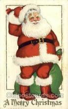 hol000301 - Santa Claus Postcard Post Cards