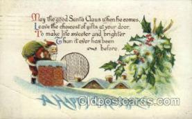 hol000311 - Santa Claus Postcard Post Cards