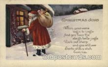 hol000318 - Santa Claus Postcard Post Cards