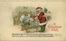 hol000324 - Santa Claus Postcard Post Cards