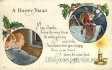 hol000331 - Santa Claus Postcard Post Cards