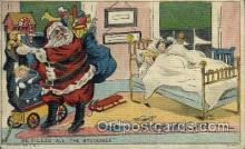 hol000339 - Santa Claus Postcard Post Cards