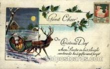 hol000345 - Santa Claus Postcards Post Card