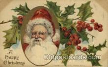 hol000354 - Santa Claus Postcards Post Card
