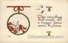 hol000365 - Santa Claus Postcards Post Card