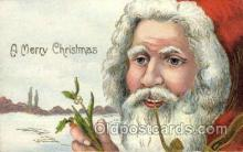 hol000366 - Santa Claus Postcards Post Card