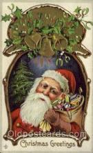 hol000394 - Santa Claus Postcards Post Card