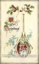 hol000399 - Santa Claus Postcards Post Card
