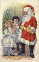 hol000417 - Santa Claus Postcards Post Card