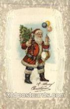 hol000439 - Santa Claus Postcards Post Card