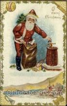 hol000445 - Santa Claus Postcards Post Card