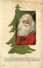 hol000451 - Santa Claus Postcards Post Card