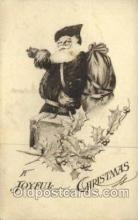 hol000464 - Santa Claus Postcards Post Card