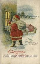 hol000467 - Santa Claus Postcards Post Card