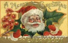 hol000508 - Santa Claus Postcards Post Card