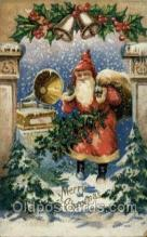 hol000530 - Santa Claus Postcards Post Card