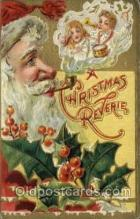 hol000578 - Santa Claus Postcards Post Card