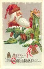 hol001434 - Holiday, Santa Claus, Christmas, Postcard Postcards