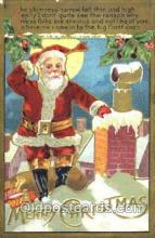 hol001453 - Santa Claus, Christmas, Postcard Postcards