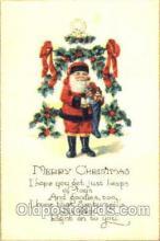 hol001462 - Santa Claus, Christmas, Postcard Postcards
