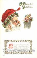 hol001497 - Santa Claus, Christmas, Postcard Postcards