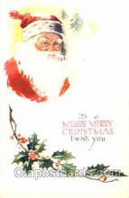 hol001522 - Santa Claus, Christmas, Postcard Postcards