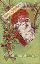 hol001548 - Santa Claus, Christmas, Postcard Postcards