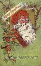 hol001549 - Santa Claus, Christmas, Postcard Postcards