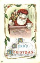hol001555 - Santa Claus, Christmas, Postcard Postcards