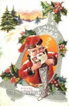 hol001562 - Santa Claus, Christmas, Postcard Postcards