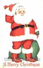 hol001571 - Santa Claus, Christmas, Postcard Postcards