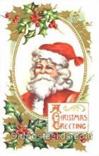 hol001587 - Santa Claus, Christmas, Postcard Postcards